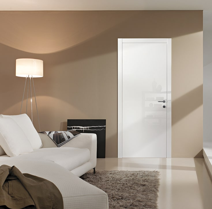 Porte interne e pavimenti in legno - Molaro